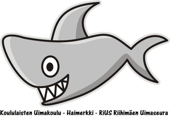 6. Koululaisten Uimakoulu Haimerkki