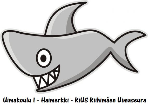 4. Uimakoulu 1 - Haimerkki
