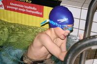Nuoret uimarit debytoivat RiUS Cupissa